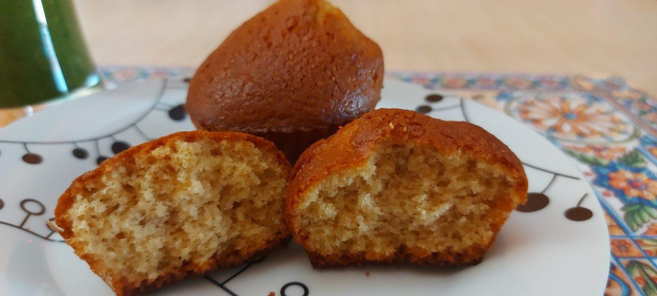 Read more about the article Muffin alle nocciole senza glutine e latticini