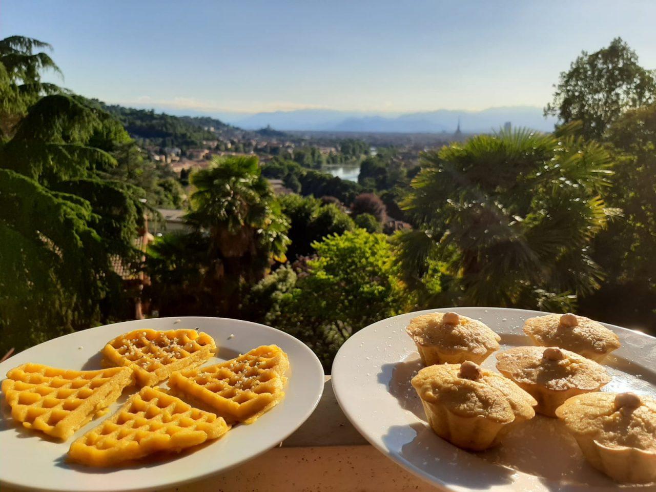 Read more about the article Muffin o waffle  di Anna alle carote e nocciole